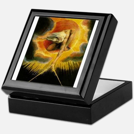 Ancient of Days Keepsake Box