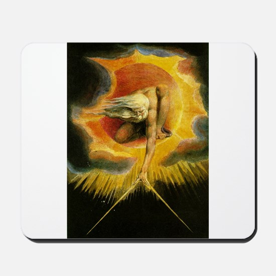 Ancient of Days Mousepad