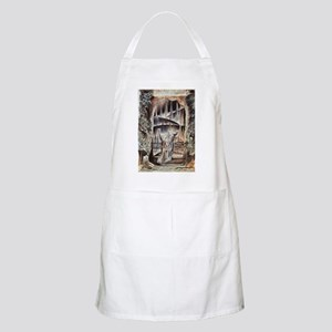 Dante and Virgil at the Entra Apron