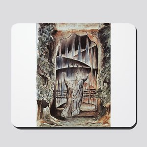 Dante and Virgil at the Entra Mousepad