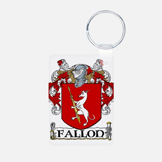 Fallon Coat of Arms Keychains