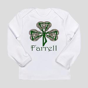 Farrell Shamrock Long Sleeve Infant T-Shirt