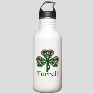 Farrell Shamrock Stainless Water Bottle 1.0L