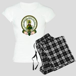 Farrell Clan Motto Women's Light Pajamas