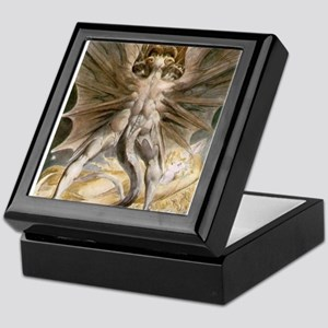 The Great Red Dragon Keepsake Box
