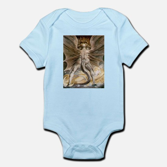 The Great Red Dragon Infant Bodysuit