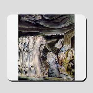 The Wise and Foolish Virgins Mousepad