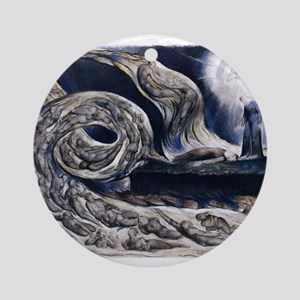 Whirlwind of Lovers Ornament (Round)