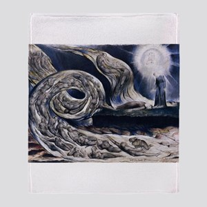 Whirlwind of Lovers Throw Blanket