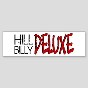 Hillbilly Deluxe Sticker (Bumper)