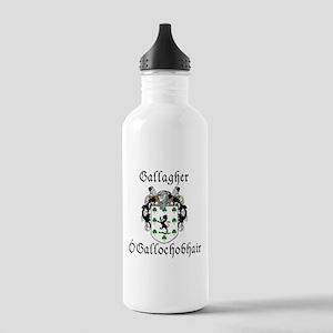 Gallagher In Irish & English Stainless Water Bottl