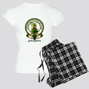Gallagher Clan Motto Women's Light Pajamas