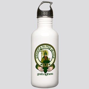 Gallagher Clan Motto Stainless Water Bottle 1.0L
