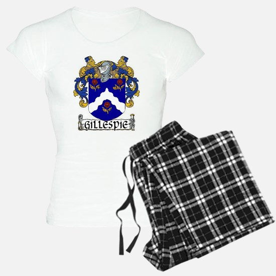 Gillespie Coat of Arms Pajamas