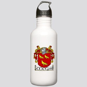 McGill Coat of Arms Stainless Water Bottle 1.0L
