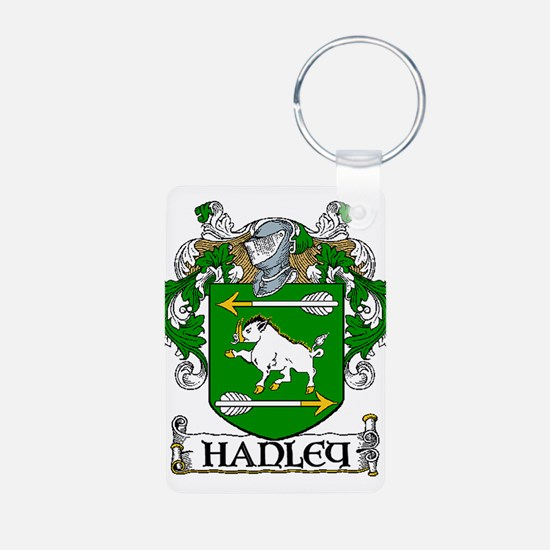 Hanley Coat of Arms Keychains