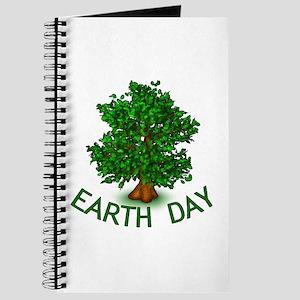 Earth Day Tree Hugger Journal