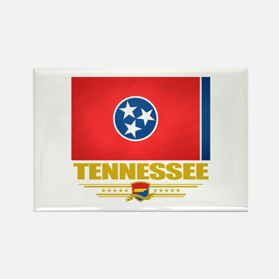 Tennessee Pride Rectangle Magnet