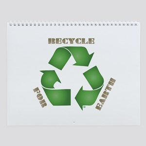 Wall Calendar Recycle