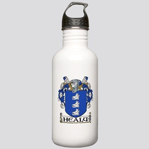 Healy Coat of Arms Stainless Water Bottle 1.0L