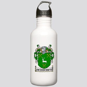 Hennessey Coat of Arms Stainless Water Bottle 1.0L
