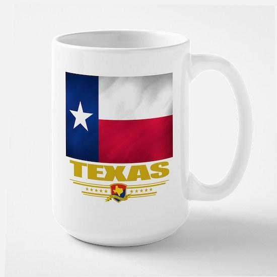 Texas Pride Large Mug