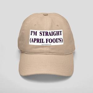 I'm Straight - April Fool's Cap