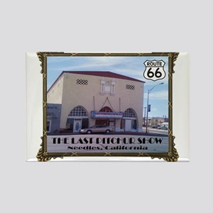 The Last Picture Show Rectangle Magnet