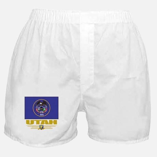 Utah Pride Boxer Shorts