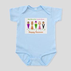 Jewish Diversity Passover Infant Bodysuit