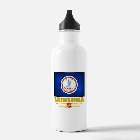Virginia Pride Sports Water Bottle
