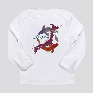JAPAN RELIEF 2011 Long Sleeve Infant T-Shirt