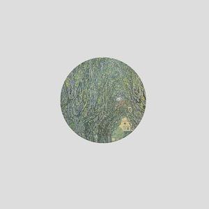 Avenue of Trees Mini Button