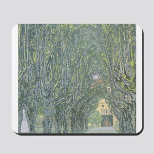 Avenue of Trees Mousepad