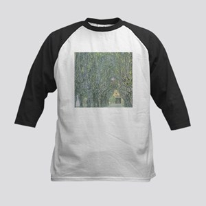 Avenue of Trees Kids Baseball Jersey