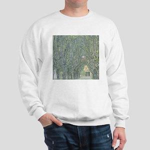 Avenue of Trees Sweatshirt