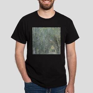 Avenue of Trees Dark T-Shirt
