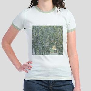 Avenue of Trees Jr. Ringer T-Shirt