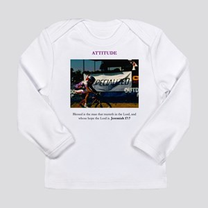 Attitude 3 Long Sleeve Infant T-Shirt