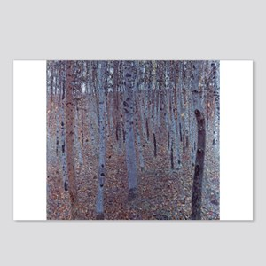 Beeches Postcards (Package of 8)