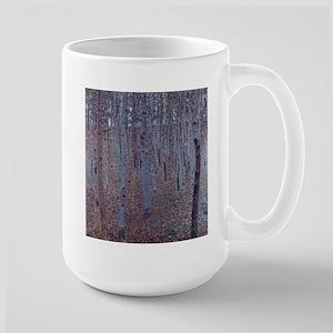 Beeches Large Mug