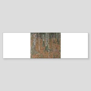 Birch Forest Sticker (Bumper)