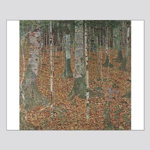 Birch Forest Small Poster