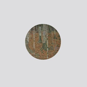 Birch Forest Mini Button