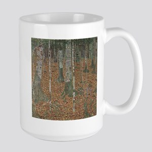 Birch Forest Large Mug
