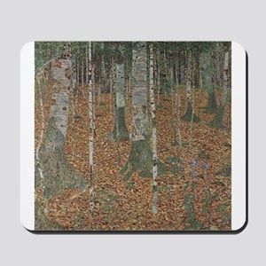 Birch Forest Mousepad