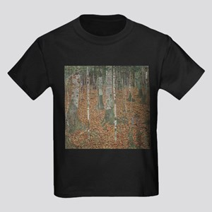 Birch Forest Kids Dark T-Shirt
