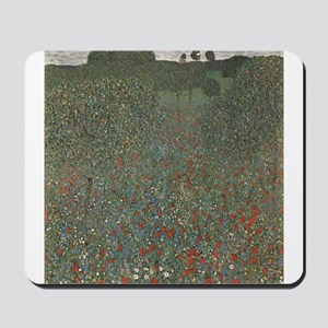 Field of Poppies Mousepad