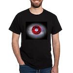 Black medical T-Shirt for nurses, doctors, emts..