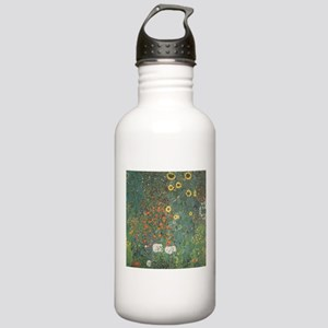 Country Garden with Sunflower Stainless Water Bott